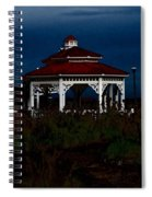 Gazebo  22 Fletcher Lake Spiral Notebook
