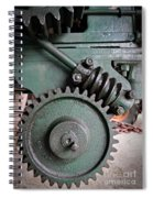 Gear  Spiral Notebook