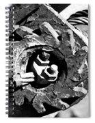 Geared  Spiral Notebook