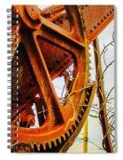 Geared Up Spiral Notebook