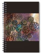 Gears 2 Spiral Notebook