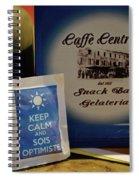 Gelateria Spiral Notebook