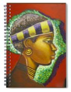 Gem Of Africa Spiral Notebook