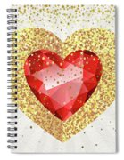 Gemstone - 1 Spiral Notebook