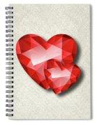 Gemstone - 6 Spiral Notebook