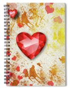 Gemstone - 7 Spiral Notebook