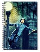 Gene Kelly, Singing In The Rain Spiral Notebook