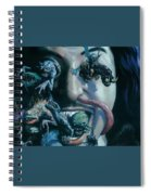Gene Simmons House Of Horrors Spiral Notebook