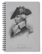 General Anthony Wayne Spiral Notebook