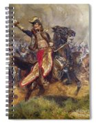 General Antoine-charles-louis Lasalle Spiral Notebook