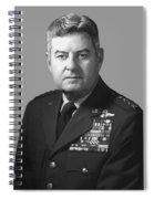 General Curtis Lemay Spiral Notebook