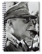 General Douglas Macarthur, 1944 Spiral Notebook