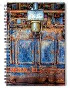 General Electric Spiral Notebook