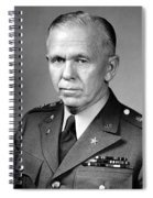 General George Marshall Spiral Notebook