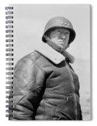 General George S. Patton Spiral Notebook