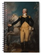 General George Washington At Trenton Spiral Notebook