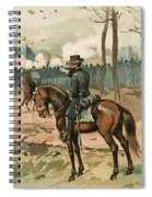 General Grant, Battle Of Shiloh, 1862 Spiral Notebook