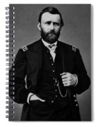 General Grant During The Civil War Spiral Notebook