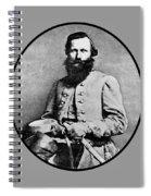 General Jeb Stuart Spiral Notebook