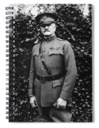 General John J. Pershing Spiral Notebook