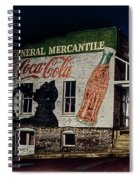 General Mercantile Spiral Notebook