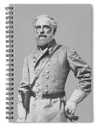 General Robert E Lee Spiral Notebook