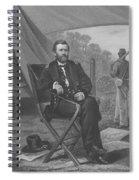 General U.s. Grant Spiral Notebook