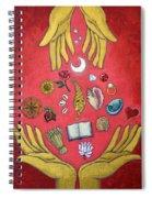 Generosity Spiral Notebook