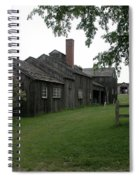 Genesee Country Village 1427 Spiral Notebook