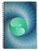 Genesis 4 Spiral Notebook