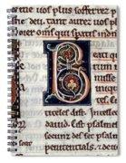 Genesis: Noah Spiral Notebook