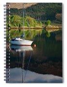 Genesta's Island Spiral Notebook