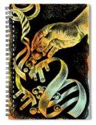 Genetic Engineering Spiral Notebook