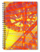 Genetic Research Spiral Notebook