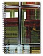Geneva Airport 4 Spiral Notebook