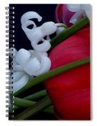 Gentle Breeze Spiral Notebook