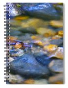 Gentle Ripples Spiral Notebook