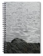 Gentle Waters Spiral Notebook