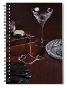 Gentleman's Pause Spiral Notebook