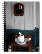 Gentleman's Washstand Spiral Notebook