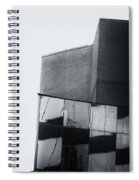 Geometric Angles And Shapes Spiral Notebook