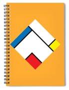 Geometric Art 307 Spiral Notebook