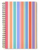 Geometric Art 414 Spiral Notebook