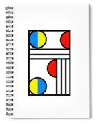 Geometric Art 429 Spiral Notebook