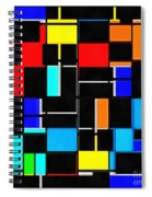 Geometry Spiral Notebook
