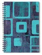 Geomix 02 - Sp06c6b Spiral Notebook