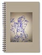 George Brett Pine Tar Spiral Notebook