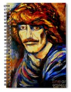 George Harrison Spiral Notebook