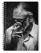 George Romero Spiral Notebook