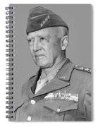 George S. Patton Spiral Notebook